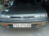 Bán Honda Accord 1992, màu xám, nhập khẩu, xe gia đình, giá tốt giá 110 triệu tại Tp.HCM
