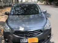 Cần bán lại xe Mitsubishi Attrage đời 2015, màu xám, nhập khẩu Thái số sàn giá cạnh tranh giá 273 triệu tại Tp.HCM