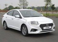 Cần bán Hyundai Accent AT đời 2019, màu trắng xe gia đình giá 480 triệu tại TT - Huế