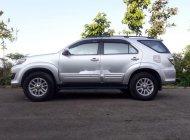 Cần bán gấp Toyota Fortuner 2014, màu bạc chính chủ, giá tốt giá 765 triệu tại Phú Yên