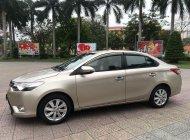 Cần bán Toyota Vios năm 2014, màu vàng giá cạnh tranh giá 415 triệu tại TT - Huế