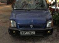 Bán xe Suzuki Wagon R+ sản xuất năm 2003, màu xanh lam giá 68 triệu tại Hà Nội