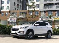 Xe Hyundai Santa Fe đời 2017, màu trắng xe gia đình, 965tr giá 965 triệu tại Tp.HCM