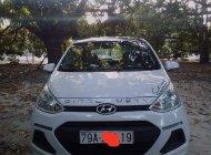 Bán ô tô Hyundai Grand i10 MT đời 2014, màu trắng, nhập khẩu xe gia đình giá 230 triệu tại Khánh Hòa