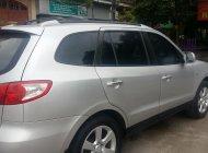 Bán Hyundai Santa Fe năm 2008, màu bạc, nhập khẩu giá 460 triệu tại Quảng Ninh
