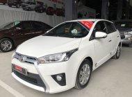 Cần bán xe Toyota Yaris 2016, màu trắng, nhập khẩu nguyên chiếc giá 580 triệu tại Tp.HCM