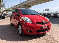 Bán giá thấp với chiếc Toyota Yaris 1.5G, màu đỏ, đời 2011, nhập khẩu Thái Lan giá 430 triệu tại Tp.HCM