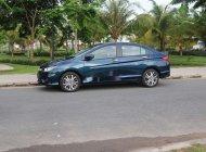 Cần bán lại xe Honda City sản xuất năm 2019, màu xanh lam, 540 triệu giá 540 triệu tại Cần Thơ