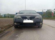 Cần bán gấp Kia Cerato đời 2011, màu đen, nhập khẩu, 295tr giá 295 triệu tại Hà Nội