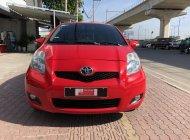 Cần bán gấp Toyota Yaris G đời 2011, màu đỏ, xe nhập giá 430 triệu tại Tp.HCM