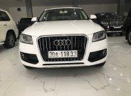 Cần bán lại xe Audi Q5 2014, màu trắng, nhập khẩu nguyên chiếc giá 950 triệu tại Hà Nội