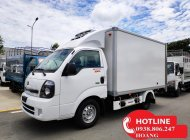 Xe tải Kia đông lạnh - Xe tải Kia K200 đông lạnh - Xe tải Kia đông Lạnh 1 tấn - Xe tải Kia Đông Lạnh 1.4T giá 335 triệu tại Tp.HCM