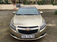 Bán Chevrolet Cruze MT sản xuất 2010, màu vàng cát số sàn giá cạnh tranh giá 240 triệu tại Hà Nội