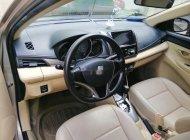 Bán ô tô Toyota Vios E AT đời 2017, màu vàng chính chủ, giá 445tr giá 445 triệu tại Tp.HCM