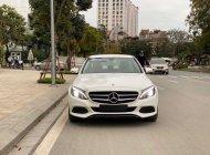 Bán nhanh xe Mercedes C200 sản xuất 2017, màu trắng giá 1 tỷ 220 tr tại Hà Nội