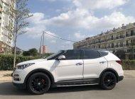 Xe Hyundai Santa Fe năm 2017, màu trắng, giá tốt giá 965 triệu tại Tp.HCM