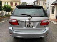 Bán Toyota Fortuner 2.5GMT đời 2011, màu bạc số sàn giá 565 triệu tại Hà Nội