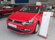 Bán xe Volkswagen Polo Hatchback sản xuất 2019, màu đỏ, xe nhập giá 695 triệu tại Quảng Ninh