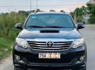 Cần bán lại xe Toyota Fortuner đời 2014, màu đen   giá 679 triệu tại TT - Huế