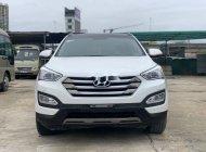 Cần bán xe Hyundai Santa Fe đời 2014, màu trắng, nhập khẩu nguyên chiếc, giá chỉ 796 triệu giá 796 triệu tại Hà Nội