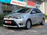 Bán xe Toyota Vios 1.5G AT sản xuất năm 2017, màu bạc xe gia đình, giá chỉ 485 triệu giá 485 triệu tại Cần Thơ
