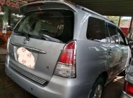 Cần bán lại xe Toyota Innova AT sản xuất 2010, màu bạc xe gia đình giá 340 triệu tại BR-Vũng Tàu