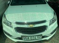 Ngân hàng thanh lý bán đấu giá Chevrolet Cruze LT, sản xuất 2017, màu trắng, giá tốt giá 370 triệu tại Tp.HCM
