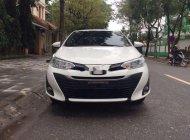 Bán Toyota Vios 1.5E AT năm sản xuất 2018, màu trắng chính chủ giá 499 triệu tại Hà Nội