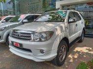 Cần bán Toyota Fortuner TRD 4x4 đời 2011 đã qua sử dụng, màu trắng giá 630 triệu tại Tp.HCM
