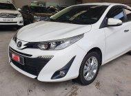 Cần bán lại xe Toyota Vios G 2019, màu trắng, giá tốt giá 560 triệu tại Tp.HCM
