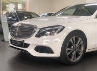 Bán Mercedes C250 năm 2018, màu trắng giá 1 tỷ 470 tr tại Tp.HCM