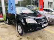 Bán Ford Escape đời 2012, màu đen, hỗ trợ sang tên giá 385 triệu tại Tp.HCM