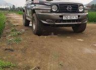Bán Ssangyong Korando đời 2004, màu xám, nhập khẩu nguyên chiếc giá 158 triệu tại Hà Nội