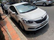 Cần bán lại xe Kia K3 sản xuất năm 2015, màu trắng, xe gia đình giá 415 triệu tại Tp.HCM