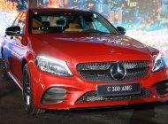 Giảm giá tiền mặt, tặng phụ kiện chính hãng với chiếc Mercedes-Benz C300 AMG, đời 2020 giá 1 tỷ 929 tr tại Tp.HCM
