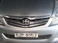 Cần bán lại xe Toyota Innova sản xuất 2008, màu bạc giá 340 triệu tại Tp.HCM