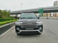 Bán Toyota Land Cruiser VX sản xuất 2016, màu đen, nhập khẩu nguyên chiếc giá 3 tỷ 250 tr tại Hà Nội
