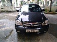 Xe Daewoo Lacetti năm 2009, màu đen giá cạnh tranh giá 145 triệu tại Ninh Bình