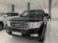 Cần bán xe Toyota Land Cruiser V8 năm 2011, màu đen, nhập khẩu nguyên chiếc giá 1 tỷ 780 tr tại Hà Nội
