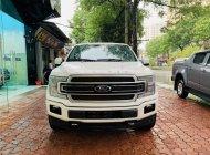 Bán nhanh chiếc Ford F150 Limited đời 2019, màu trắng, nhập khẩu nguyên chiếc giá 4 tỷ 190 tr tại Hà Nội