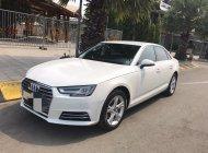 Chính chủ cần bán xe Audi A4 năm 2016, màu trắng, xe nhập giá 1 tỷ 179 tr tại Tp.HCM