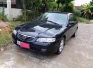 Bán Mazda 626 2.0 MT đời 2002, màu đen, chính chủ giá 160 triệu tại Vĩnh Phúc