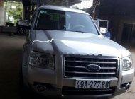 Bán Ford Everest đời 2007, màu bạc giá cạnh tranh giá 309 triệu tại Lâm Đồng