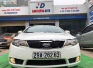 Bán ô tô Kia Cerato 1.6 AT 2011, màu trắng, nhập khẩu chính chủ, giá 389tr giá 389 triệu tại Hà Nội
