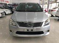 Bán Toyota Innova 2.0E 2013, màu bạc, số sàn  giá 469 triệu tại Hải Phòng