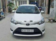 Bán xe Toyota Vios sản xuất 2018, màu trắng còn mới giá 455 triệu tại Sóc Trăng