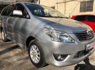 Bán xe Toyota Innova 2.0G năm sản xuất 2013, màu bạc như mới, giá tốt giá 490 triệu tại Tp.HCM