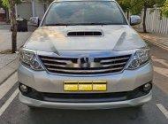 Cần bán Toyota Fortuner đời 2014, màu bạc như mới, giá 679tr giá 679 triệu tại Hậu Giang