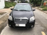 Cần bán lại xe Daewoo Gentra 2008, màu đen xe gia đình, 142 triệu giá 142 triệu tại Đà Nẵng