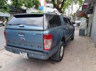 Cần bán xe Ford Ranger đời 2014, màu xanh dương, xe bán tải đa dụng giá 436 triệu tại Tp.HCM